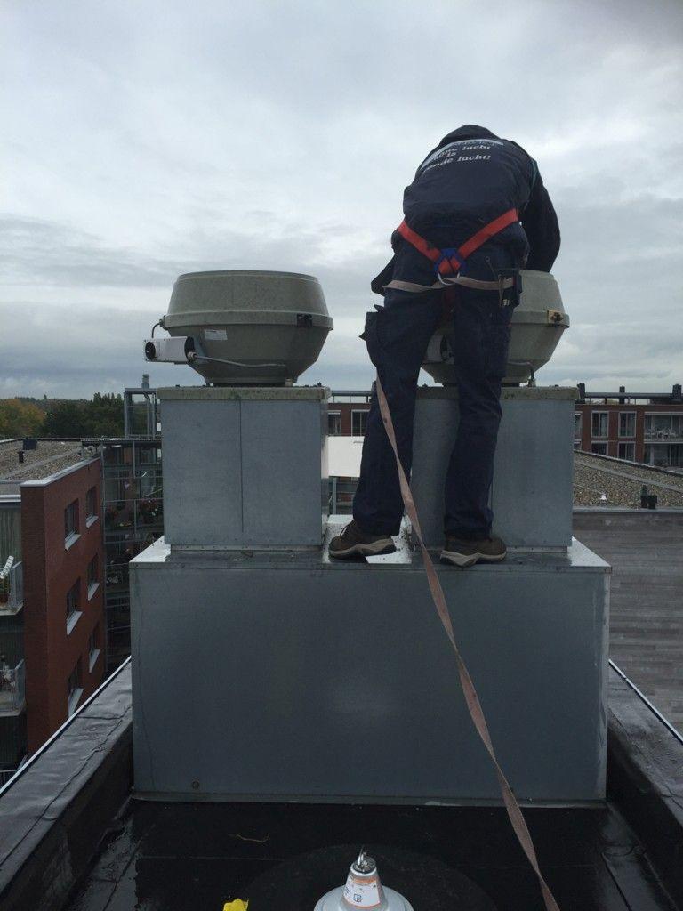 Onderhoud Ventilatiesysteem Assendelft